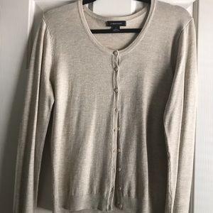 Women's Cardigan Sweater - SIZE: LARGE